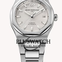 Girard Perregaux Laureato 38 mm Steel Automatic
