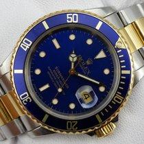 Rolex Submariner Date - Stahl-Gold - 16613 - aus 1993