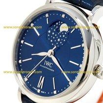 IWC Portofino Laureus Fasi Luna Edizione Limitata 1500 IW 459006