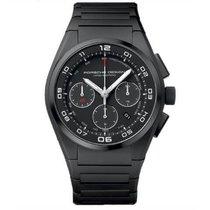 Porsche Design Dashboard Chronograph schwarz Titanband