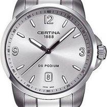 Certina DS Podium C001.410.11.037.00 Elegante Herrenuhr Sehr...