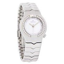 TAG Heuer Alter Ego Diamond Ladies Swiss Quartz Watch WP1317.B...