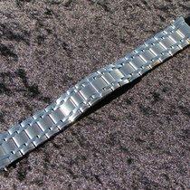 Zenith 21mm Watch Bracelet Stahl Armband Steel Band New Neu...