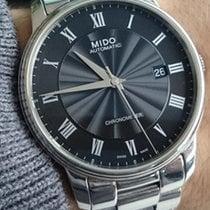 Mido Baroncelli Gent Quadrante Nero Chronometer  M0104081105300