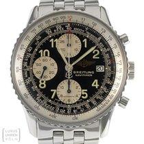 Breitling Uhr Old Navitimer II Edelstahl Automatik Revision...