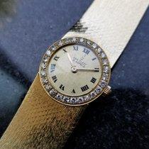 Van Cleef & Arpels 18k Gold Diamonds Original Ladies 1970s...