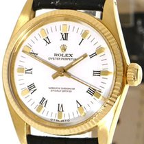 Rolex Oyster Perpetual Automatic 18K Gold  Superlative...