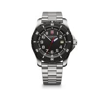 Victorinox Swiss Army Maverick Sport Large black dial, steel...