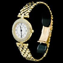 Van Cleef & Arpels Lady`s Diamond watch