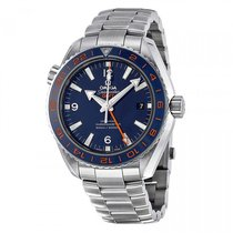 Omega Planet Ocean 600m Co-Axial GMT