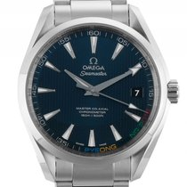 Omega Seamaster Aqua Terra Master Co-Axial Olympic Collection...