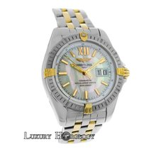 Breitling Mint Men's Windrider Cockpit B49350 Chronometer...