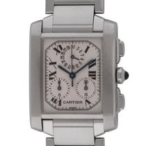 Cartier Tank Francaise Chronograph
