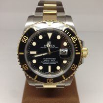 Rolex Submariner Gold & Steel