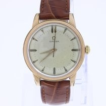 Omega Vintage Hammer-automatic gold plated Watch