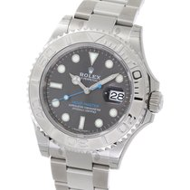 勞力士 (Rolex) Yacht-Master Dark Rhodium Steel Platinum 40MM...
