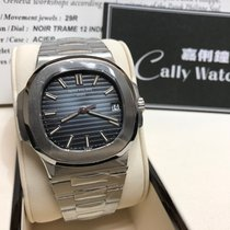 Patek Philippe Cally - PP Nautilus 5711/1A-010 40mm Steel Blue...