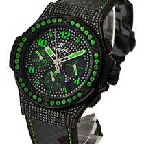Hublot 341.SV.9090.PR.0922 Big Bang Black Fluo Green - 41mm...
