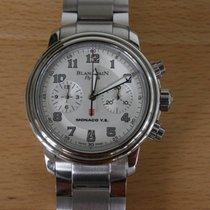 Blancpain Leman Flyback Chronograph Monaco YS