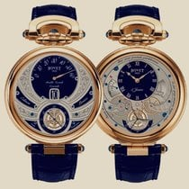 Bovet Amadeo Fleurier Complications