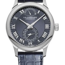 Chopard L.U.C Quattro Platinum & 18K White Gold Unisex Watch
