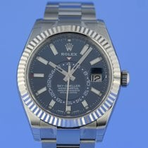 Rolex Sky-Dweller New Blue Dial  September 2017