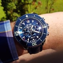 Blancpain FIFTY FATHOMS CHRONOGRAPHE FLYBACK QUANTIÈME BLUE