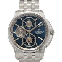 Maurice Lacroix Pontos Blue Dial Chronograph Automatic Men's...