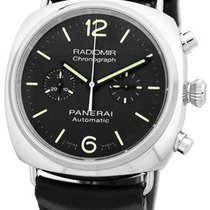 "Panerai Gent's Stainless Steel  PAM 369 ""Radiomir""..."