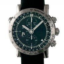 Temption Chronograph CGK204 Automatic Black Vollkalender...