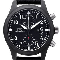 IWC Pilot`s Watch Chronograph Top Gun
