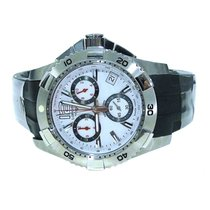 Longines Hydro Conquest Chronograph Quartz Rubber Strap...