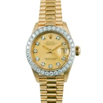 Ρολεξ (Rolex) Datejust President Ladies 18k, Diamond Dial...