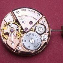 Breitling signiertes Uhrwerk, Grundkaliber ETA 1080