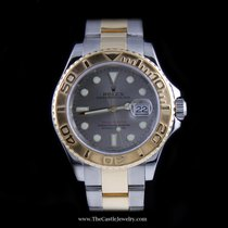 Rolex Rolesor 18k & Stainless Steel Yacht Master