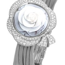 Breguet Brequet High Jewellery Secret de la Reine 18K White...