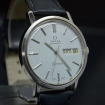 Omega GENEVE DAY-DATE AUTOMATIC SWISS WRISTWATCH CAL.1020