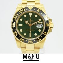 Rolex GMT-Master II Green Dial Ref.116718LN