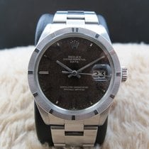 Rolex OYSTER DATE 1501 with Tropical Brown Gilt Dial