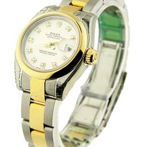 Rolex Unworn 179163 Ladys 2-Tone Datejust with Oyster Bracelet...