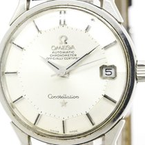 Omega Vintage Omega Constellation Cal 564 Pie Pan Dial Steel...