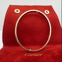 Cartier modern BRACELET LOVE Gold 18ct second hand