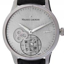 Maurice Lacroix Masterpiece Square Wheel Stahl Handaufzug...