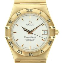 Omega Constellation – Men's watch – Gold – 02/2000