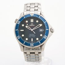 """Omega Seamaster Diver 300 M Co-Axial """"Bond"""" 2007 with box"""
