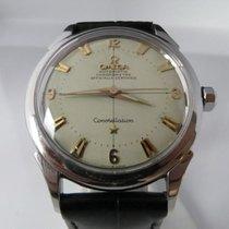 """Omega - Constellation """"crosshair"""" chronometer - ref: 2852-1SC..."""