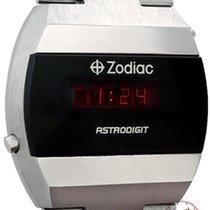 Zodiac Mens wristwatch Astrodigit with LED Display