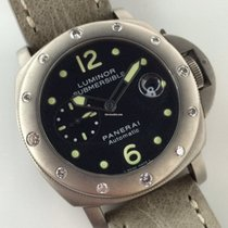 Panerai Luminor Submersible Waffel Dial Diamond Bezel B Series