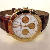 Bulgari Chronograph Automatic Yellow Gold 18 krt (38 mm)