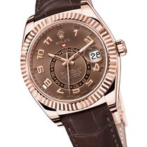 Rolex Sky- Dweler Rose Gold
